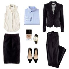 How to dress business professional - here are some tips for classy office style!