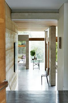 OK...so more modern than modernist but so simple and chic