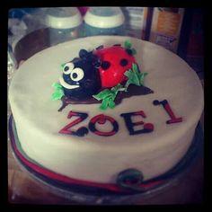 Ladybird birthday Birthday, Cake, Desserts, Food, Pie Cake, Birthdays, Meal, Cakes, Deserts