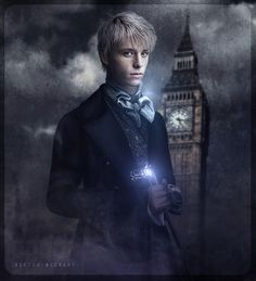 Mitch Hewer as Jem Carstairs just couldn't get any better ! Really obsessing over The Infernal Devices ! Mitch Hewer, Dramas, Clockwork Angel, Cassie Clare, Cassandra Clare Books, Shadowhunters The Mortal Instruments, Fanart, The Dark Artifices, City Of Bones