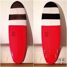 "@Hage Surfboards & Designs's photo: ""Frisbee 6'0"" - #ridinghage #hagesurfboards #frisbee #quad #resintint #resincolors #resinworks #surf #surfart"""