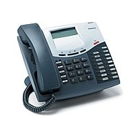 How To Change The Display Name On The Inter-Tel Axxess 550.8520 Business Phone