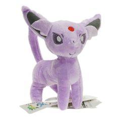 New Eevee Vaporeon Umbreon Espeon Flareon Glaceon Pokemon Plush