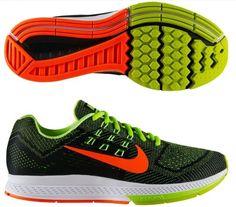 85e68338f34f MENS NIKE AIR ZOOM STRUCTURE 18 RUNNING SNEAKERS FITNESS TRAINING RUNNERS  SHOES