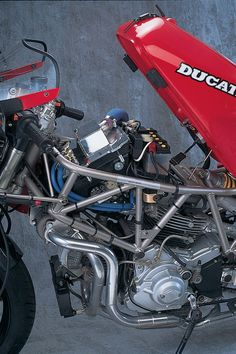 Ducati 600, Mike Lee, Ducati Cafe Racer, Sport Bikes, Archive, Sports, Ss, Motorcycles, Motorbikes