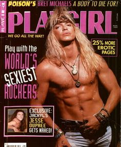 Not normally a Bret Michaels fan, but   I must say.. NIIIICE!