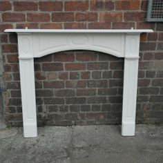 Wooden Fire Surround -3 Wooden Fire Surrounds, Living Room Goals, Architectural Salvage, Architecture, Outdoor Decor, Home Decor, Arquitetura, Decoration Home, Room Decor