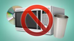 #smartypants #lifehack: What Should and Shouldn't I Microwave?