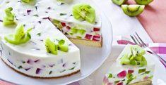 Tvarohová torta so želé - Receptik.sk