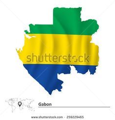Find Map Gabon Flag Vector Illustration stock images in HD and millions of other royalty-free stock photos, illustrations and vectors in the Shutterstock collection. Thousands of new, high-quality pictures added every day. Gabon Flag, Flag Vector, Royalty Free Stock Photos, Map, Illustration, Pictures, Photos, Illustrations, Maps