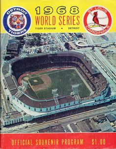 I'm not a huge sports fan, but I remember sitting in the back yard and listing to The Detroit Tigers on WJR on a little transistor radio.