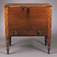 Sugar Chest On Pinterest Drawers American Art And Legs