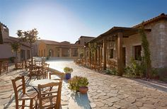 The Romanos, Costa Navarino—The Agora