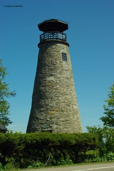 Barcelona Lighthouse  Westfield, New York - 1829