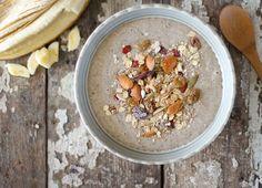Recept na veganský raw ovesný jogurt - Slunečný život