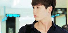 Lee Jong Suk — in I Hear Your Voice