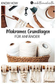 Diy Crafts For Adults, Diy And Crafts, Macrame Projects, Boho Diy, Hacks Diy, Diy Tutorial, Diy Gifts, Textiles, Foundation