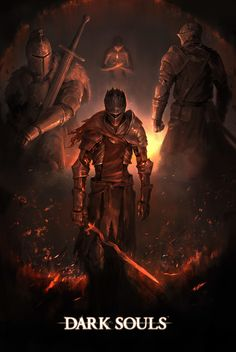 ArtStation - Dark Souls 3 Fan art Contest Entry, Brian Kim