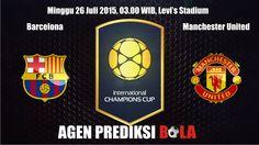 Prediksi Bola Barcelona vs Manchester United 26 juli 2015