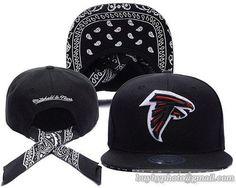 NFL Atlanta Falcons Snapback Hat Caps Black Ribbon Strip Adjust 117 cheap  for sale 5dc2d304e