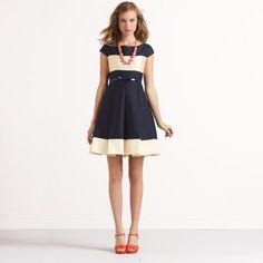 Kate Spade Striped Adette Dress