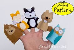 Hey, I found this really awesome Etsy listing at http://www.etsy.com/listing/113173658/pdf-pattern-woodland-creatures-01-felt