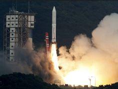 Start rakety Epsilon-1 (14.9.2013) s observatoří, pro studium atmosféry blízkých planet SPRINT-A (Spectroscopic Planet Observatory for Recognition of Interaction of Atmosphere) z japonského kosmodromu Uchinoura Space Center. Foto: Zdroj JAXA