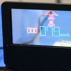 Transparent OLED technology could see action in vehicles of the future