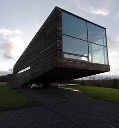 blueverticalstudio » Utriai Residence by Architectural Bureau G.Natkevicius & Partners