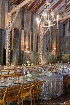 Tennessee Barn Wedding | Photo by Watson-Studios | The Barn at Chestnut Springs #barnwedding