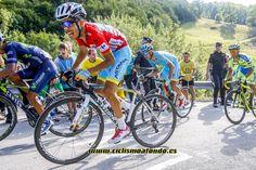 Mejores imágenes de la Vuelta a España 2015 / Etapa 15 / Comillas - Sotres