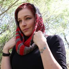 Drawing inspiration from the popular live action series and novel, this cowl will certainly keep you on the edge of your seat with its multiple motifs and tubular structure! Made with a unique yarn base, this squishy cowl is as fun to wear as it is to create, packed to the brim with interesting stitches and designs. The hood at the end can be added in seamlessly and makes for a cozy cold weather accessory! Yarn Store, Circular Needles, Lace Scarf, Cowls, Live Action, Knitting Projects, Cold Weather, Stitches, Base