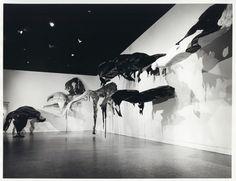 """""""Trio"""" at Van Abbemuseum, Lynda Benglis"""