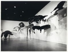 """Trio"" at Van Abbemuseum, Lynda Benglis"