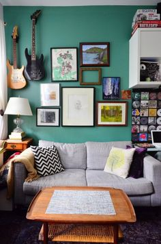 Small Space Superstars: Top Tours of Tiny Apartments — Best of 2015   Apartment Therapy