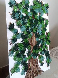 Quilling tree by Branka MIletić!