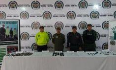 En un trabajo conjunto autoridades intervinieron centro carcelario Picaleña