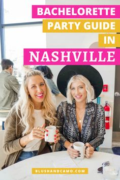 Today is one of my MOST REQUESTED posts of all time! Since I live in Nashville I get lots of DM's on Instagram asking for Bachelorette Party recommendations! I have been holding off on creating this post because I really wanted to try out these locations to ensure I was giving great recommendations. #nashville #travelguide #nashvilletravel #bacheloretteparty
