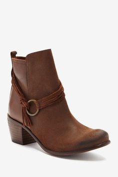 SixtySeven Bailey Heeled Ankle Bootie