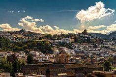 Brillan #sueños sobre #Granada #Foto Manuel Cogolludo. #DreamingGranada