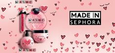 Spread the love this Valentine's Day with Sephora's Be Atomic collection