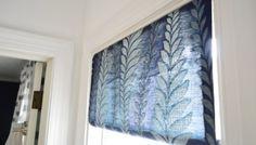 Faire un abat-jour en tissu et Glaçage Une fenêtre