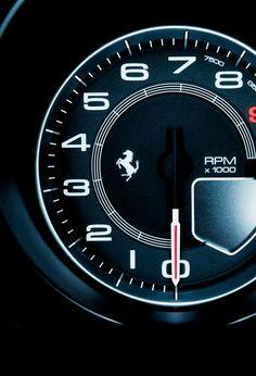 Ferrari - Tachometer