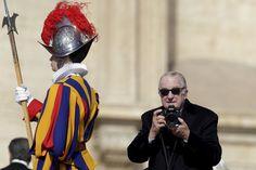 La Cour Royale Belge: Le Culte de Paques au Vatican avec l'ancien couple Souverain