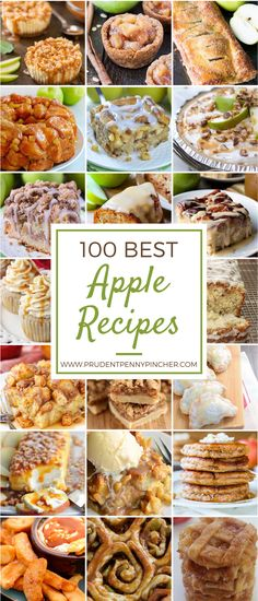 100 Best Apple Recipes