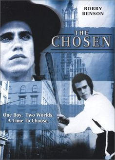 This is the movie adaptation of Chaim Potok's book The Chosen starring Robbie Benson.  Movies are never as good as the book but boy did this movie come close!  It was wonderful!