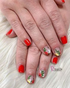 Call for Appointment: 844.218.5859  Book Appointment Online: Bnails.com/appointment Nail Designs Pictures, Cool Nail Designs, Diy Nails, Manicure, Anchor Nails, Cute Simple Nails, Image Nails, Best Nail Salon, Rose Nails