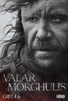 The Hound, Season Four Poster
