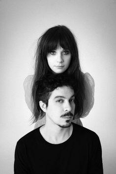 She & Him (Zooey Deschanel and M. Ward)