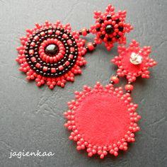 Haft koralikowy by Jagienkaa